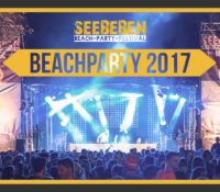 SEEBEBEN 2017: Beachparty